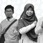 Enam kandidat Ketua KAMMI Garut.
