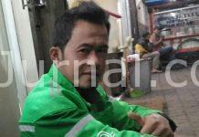 Muhammad Ramdan, driver ojol yang dilaporkan hilang oleh istrinya