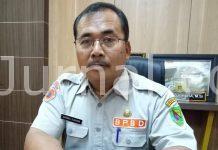 Kepala Pelaksana (Kalak) BPBD Kabupaten Bandung Akhmad Djohara