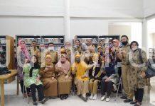 GLN Gareulis Kabupaten Bandug di Gedung Disarpus Kabupaten Bandung.