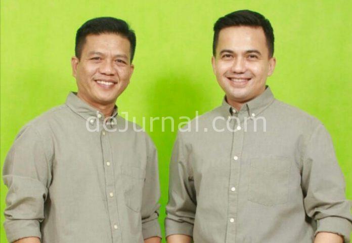 Paslon Bupati-Wakil Bupati Bandung, Dadang Supriatna-Sahrul Gunawan (Bedas).