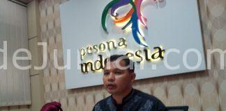 Kepala Bidang Promosi dan Ekonomi Kreatif Disparbud KabupatenBandung Vena Andriawan. (Foto: Sopandi/dejurnal.com)