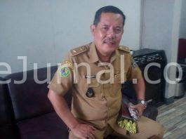 Wakil Ketua I APDESI Kabupaten Bandung H. Dadang Suryana. (Foto : Sopandi/dejurnal.com)