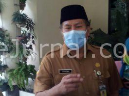Kadisdi Kabupaten Bandung H. Juhana. (Foto : Sopandi/dejurnal.com).