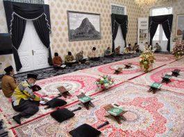 Kegiatan tadarus Al Quran