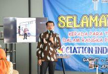 Wakil Bupati Garut dr H. Helmi Budiman