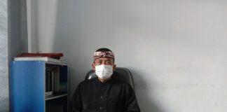 Sekretaris Dinas Ketahanan Pangan Kabupaten Garut, Yudi Hernawan.