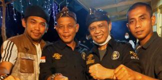 Ketua Umum LSI, Kang Badot, H. Anton Charliyan dan Ariana. (Dok. Istimewa)