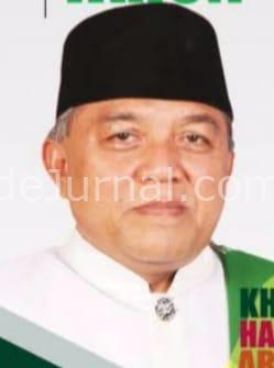 KH. Sofyan Yahya, MA Pimpinan Yayasan Ponpes Darul Ma'arif Rahayu, Kec. Margaasih Kab. Bandung.