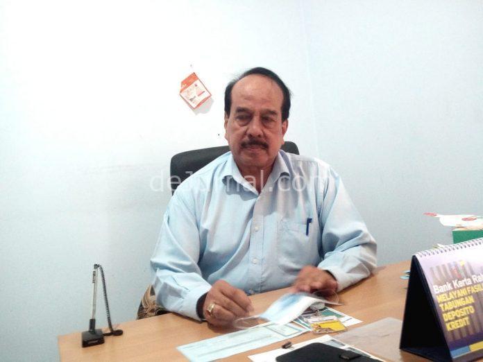 Drs. H. Bambang Budiraharjo, M.Si