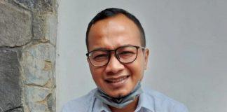 Anggota DPRD Kabupaten Bandung, Riki Ganesa.