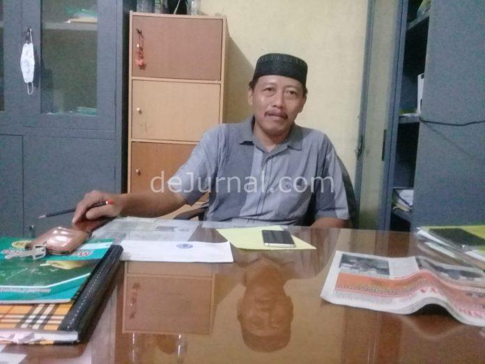 H. Suparno, pengamat di bidang pendidikan Kabupaten Subang