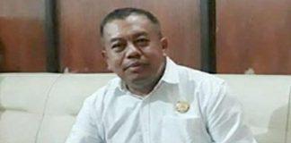 Dasep Kurnia Gunadi, anggota DPRD Kabupaten Bandung.