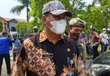 Kepala Dinas Pendidikan Kabupaten Bandung, Juhana. (Sopandi/dejurnal.com)